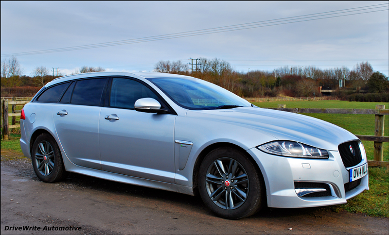 the jaguar xf sportbrake r sport still going strong drivewrite automotive. Black Bedroom Furniture Sets. Home Design Ideas