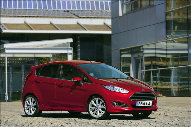 A New Unique Body Colour Grey Matter Is Also Available While They Are At It Ford Are Also Refreshing The Fiesta