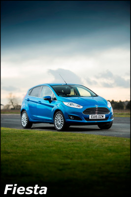 Ford Fiesta / Dews Motor Group