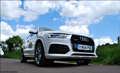 Audi Q3, DriveWrite Automotive