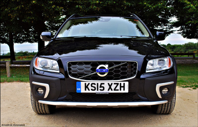 Volvo XC70, DriveWrite Automotive