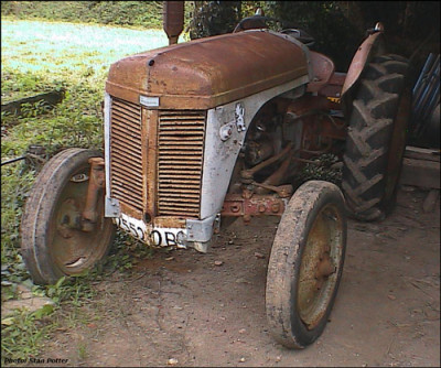 Ferguson tractor, automotive, engineering