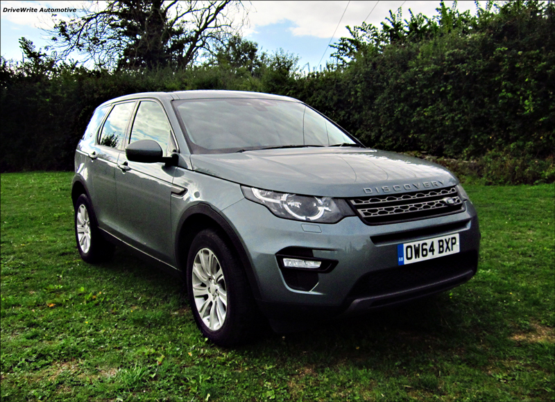 Discovery Sport, Land Rover, DriveWrite Automotive, SUV DriveWrite Automotive