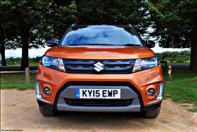 Suzuki Vitara, new cars, crossovers