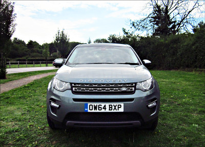 Discovery Sport, DriveWrite Automotive