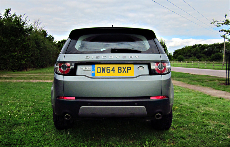 Discovery Sport, DriveWrite