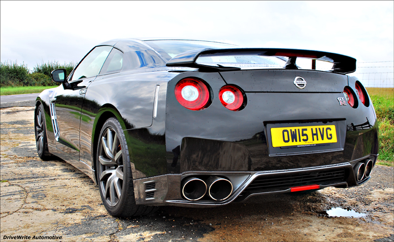 Nissan GT-R, West Way Nissan