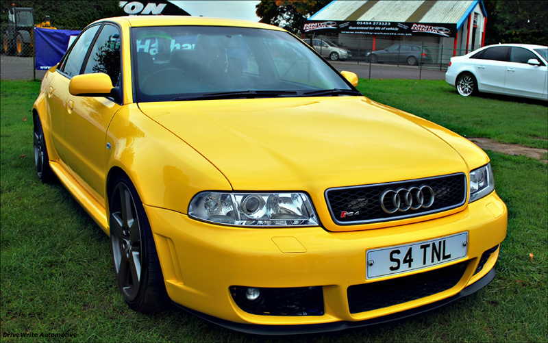 DriveWrite compared a version of this car with its modern equivalent. Published in Audi Driver magazine and here.