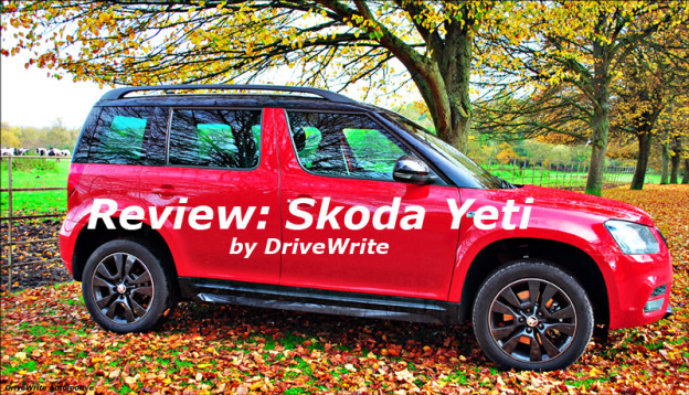 Skoda Yeti, DriveWrite Automotive