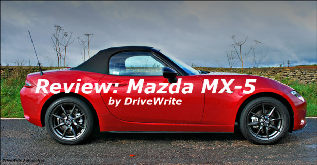 Mazda, DriveWrite Automotive
