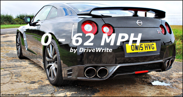 Nissan GT-R, DriveWrite Automotive