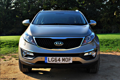 Kia Sportage, DriveWrite Automotive