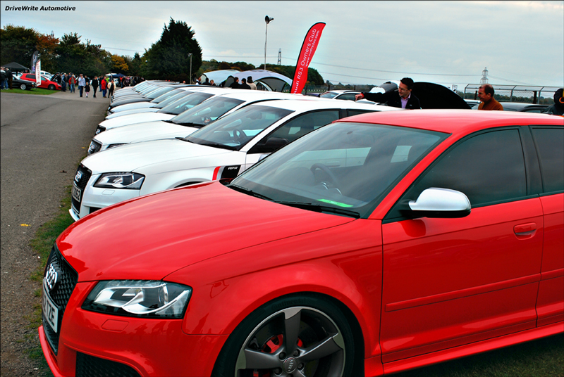 This is where the RS3's meet.