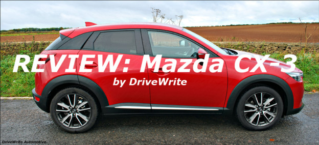 Mazda CX-3, DriveWrite Automotive
