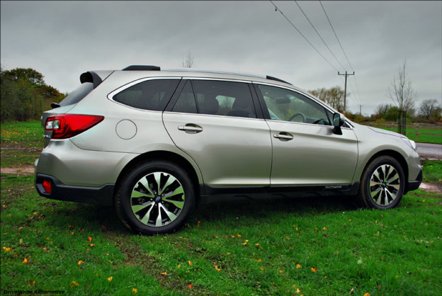 Subaru Outback, DriveWrite Automotive