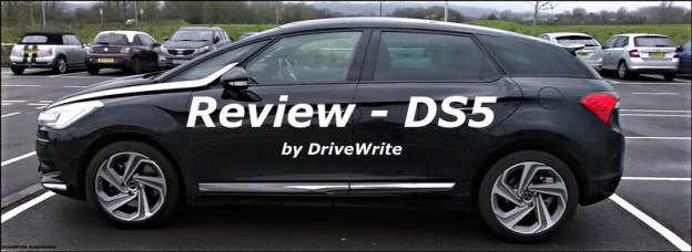 DS5, Citroen, DriveWrite Automotive
