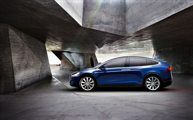 Tesla Model X, DriveWrite Automotive