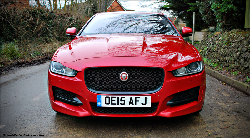 Jaguar XE, DriveWrite Automotive