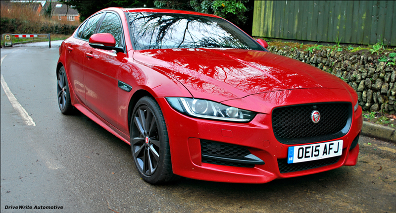 Jaguar XE R-Sport, DriveWrite Automotive