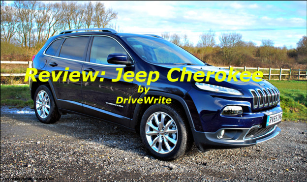 Jeep, Cherokee, DriveWrite Automotive