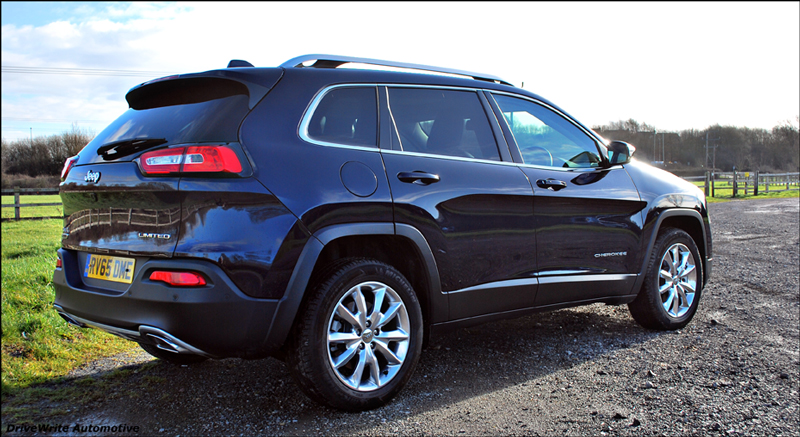 Jeep Cherokee, DriveWrite Automotive