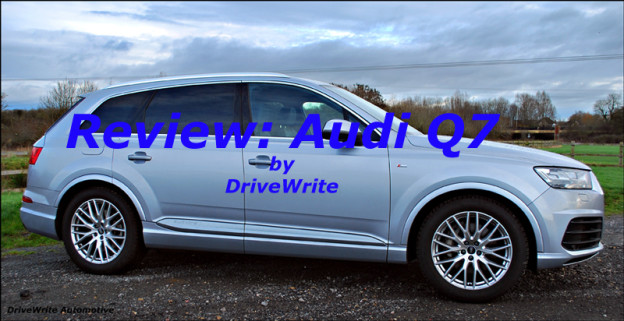 Audi Q7, DriveWrite Automotive