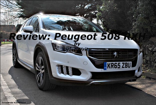 Peugeot 508 RXH, DriveWrite Automotive, automotive blog, car blog, motoring blog