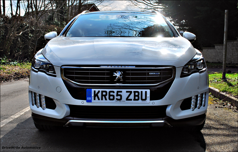 peugeot 508 rxh it 39 s good but what is it for drivewrite automotive. Black Bedroom Furniture Sets. Home Design Ideas