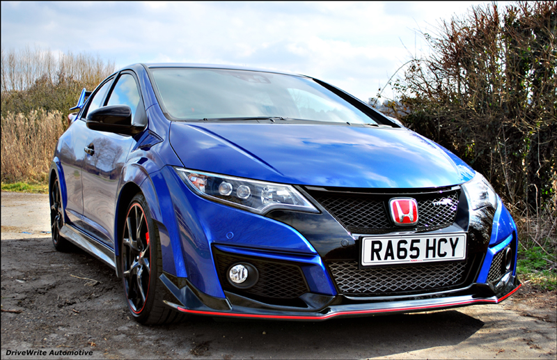 Honda Civic Type R, motoring blog, car blog, automotive blog