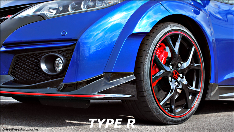 Honda Civic Type R, DriveWrite Automotive, motoring blog, automotive blog
