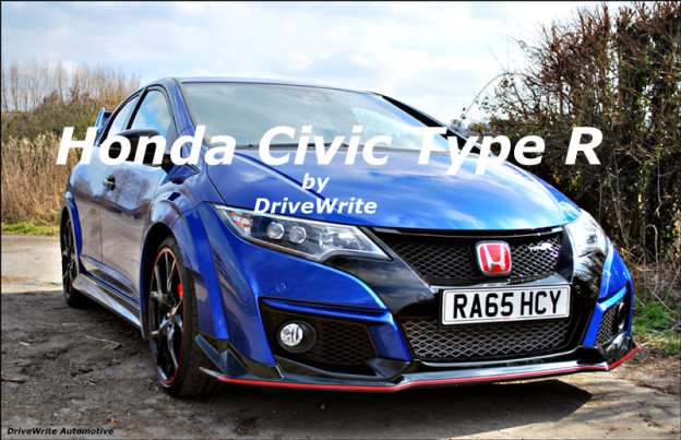 Honda Civic Type R, DriveWrite Automotive, motoring blog, car blog