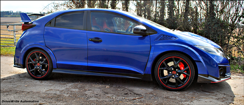Honda Civic Type R, DriveWrite Automotive, car blog, automotive blog