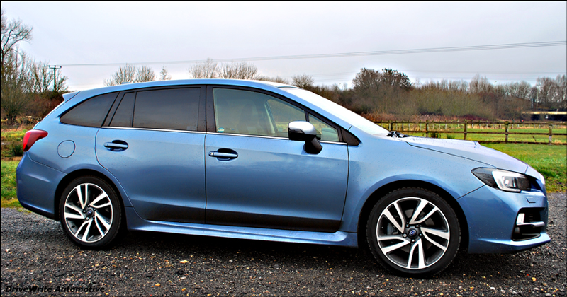 Subaru Levorg, GT, DriveWrite Automotive