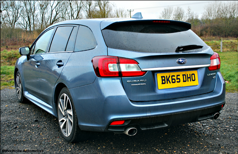 DriveWrite, Subaru Levorg, motoring, car blog, GT