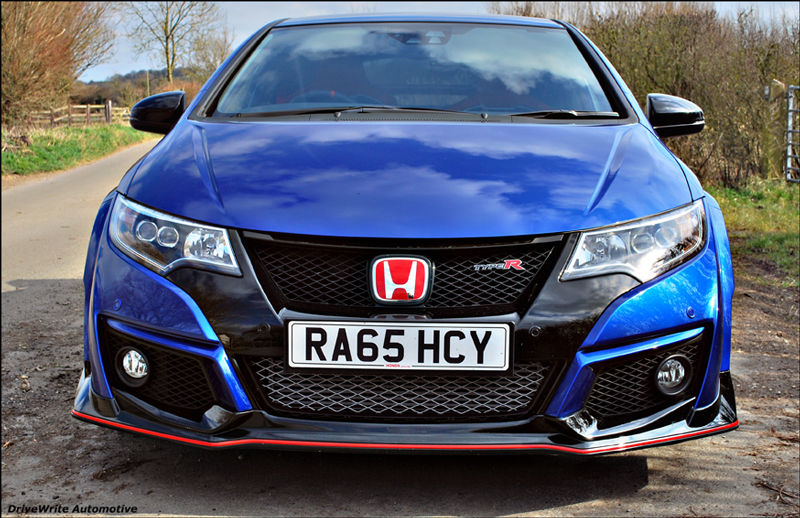 Honda Civic Type R, DriveWrite Automotive, car blog, motoring blog