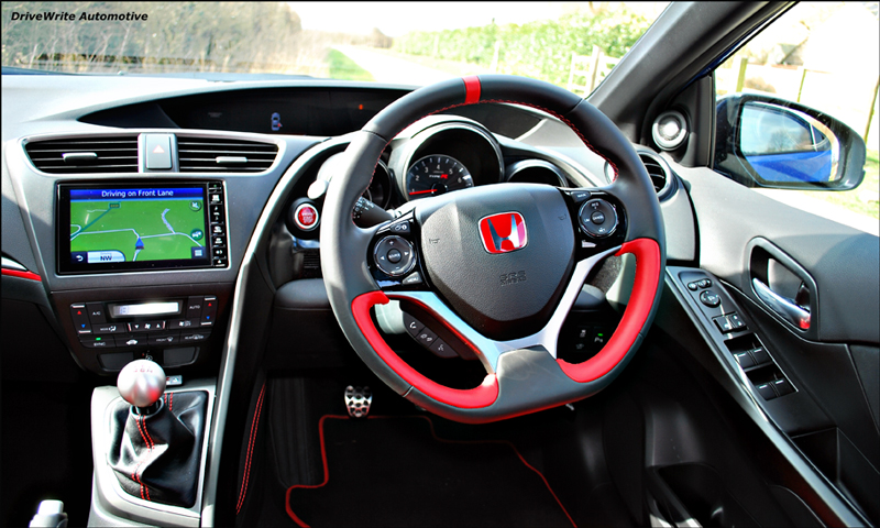 Honda Civic Type R, car blog, motoring blog, automotive blog