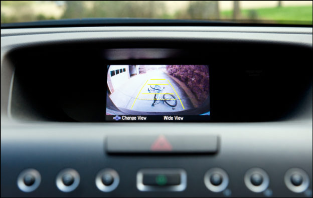 Car Communications, reverse camera, back up camera