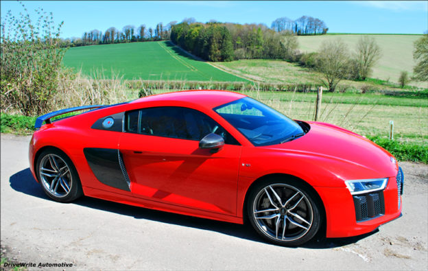 countryside, Audi R8, DriveWrite Automotive, motoring blog, car blog