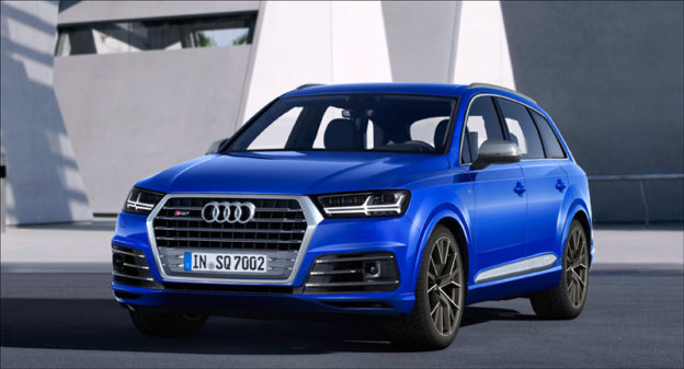 Audi SQ7, DriveWrite Automotive, car blog, motoring blog