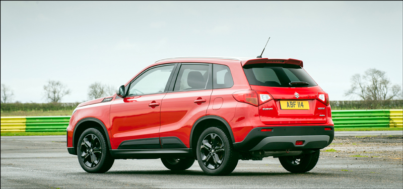 Suzuki Vitara S, DriveWrite Automotive, car blog, motoring blog