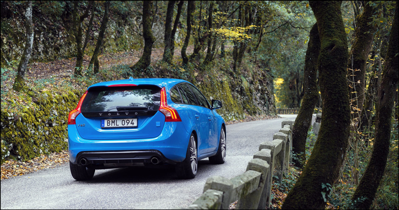 Volvo V60 Polestar, automotive blog, car blog, motoring blog, Volvo