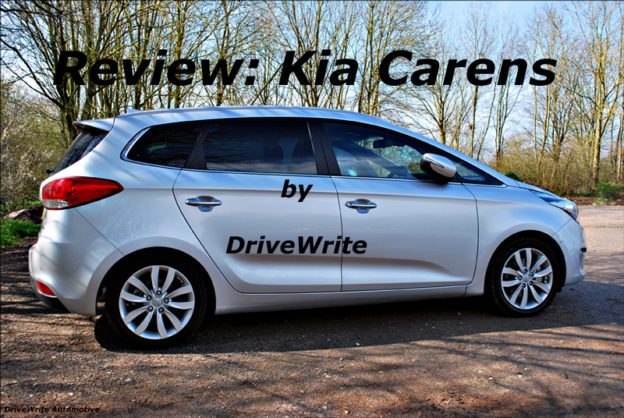 Kia Carens, DriveWrite Automotive, car blog, motoring blog