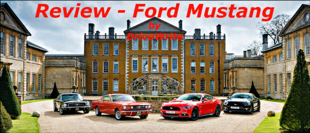 Ford Mustang, car blog, motoring blog, DriveWrite Automotive