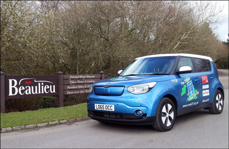 Kia Soul, Route 57, DriveWrite Automotive