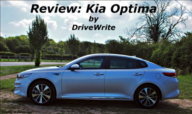 Kia Optima, motoring website, car website, DriveWrite Automotive