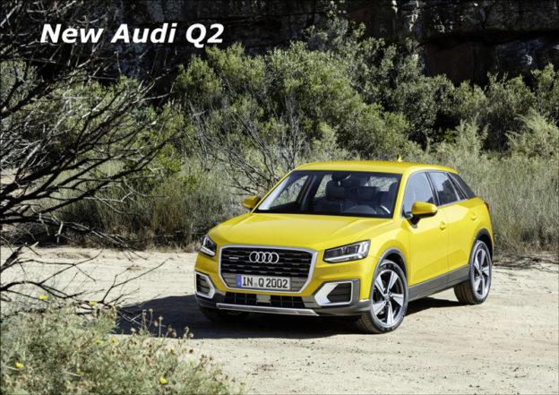Audi, Q2, DriveWrite Automotive, motoring blog, car blog