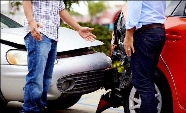 Car crash, Solution Loans, Drivewrite Automotive