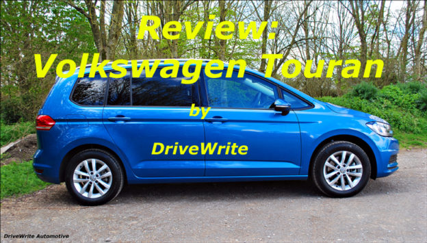 Volkswagen Touran, DriveWrite Automotive, car blog, motoring blog, automotive blog
