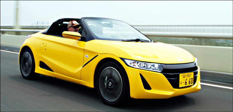 Honda, S660, DriveWrite Automotive, car blog, motoring blog