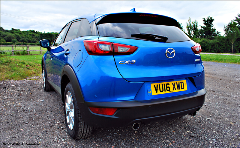 Mazda CX-3, drivewrite Automotive, car, motoring, automotive, blog
